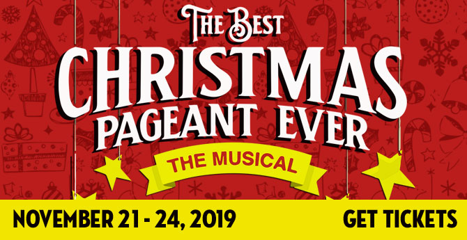 Stars Presents The Best Christmas Pageant Ever The Musical