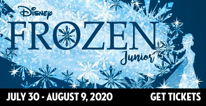 Frozen Jr  | Virginia Samford Theatre